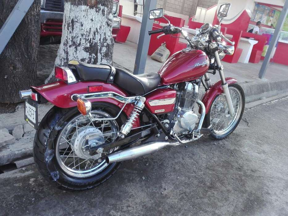 Vendo Bonita Honda Rebel