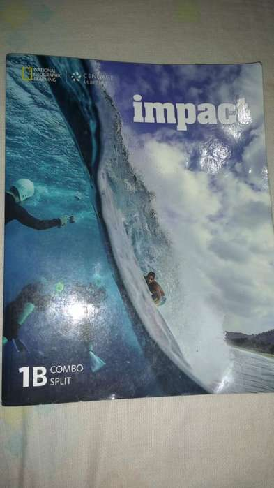 Libro National Geographic Impact
