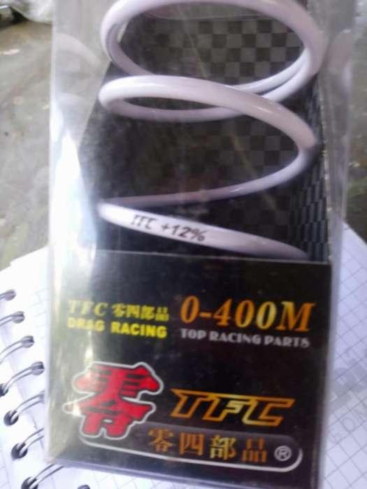resorte clutch para bws 125 - 1100RPM