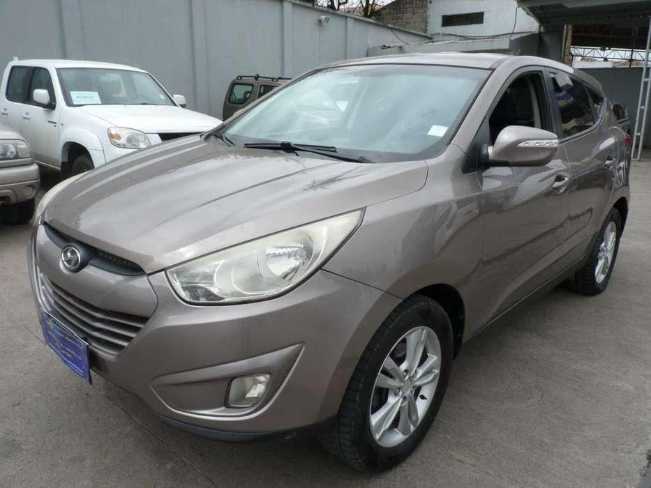 Hyundai Tucson 2013 - 130588 km
