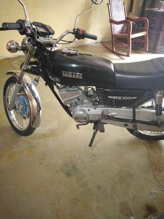 Moto Rx 100 Montada en 115
