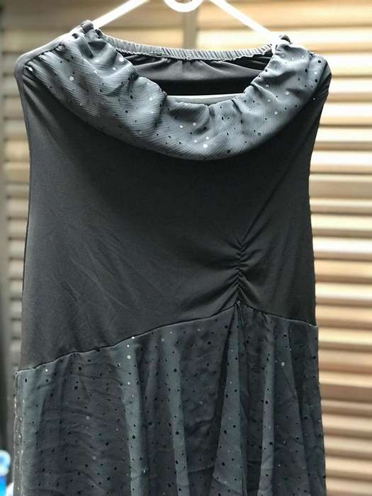 Vestido Negro de <strong>mujer</strong>. Talle M!! 800 (Precio en Efectivo)
