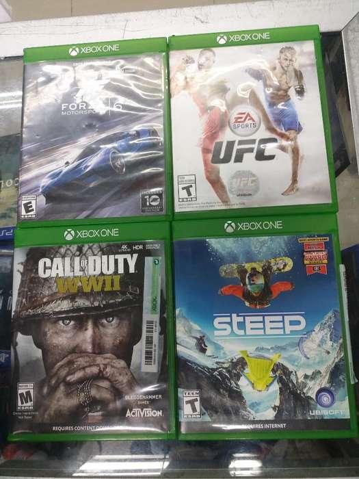Juegos Xbox One 50 Mil Cada Uno