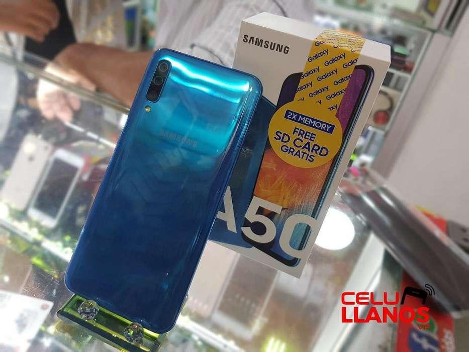 Samsung A50 Nuevo en Oferta