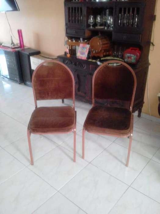 Vendo Cambio <strong>silla</strong>s para Comedor en Hier