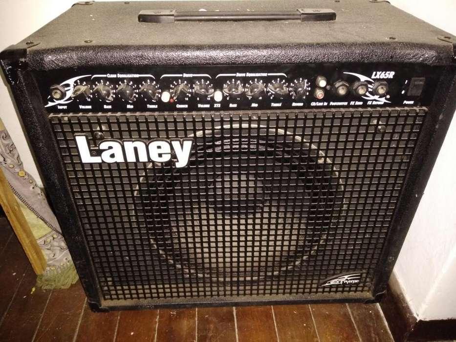Amplificador Guitarra Laney 65w Inglés