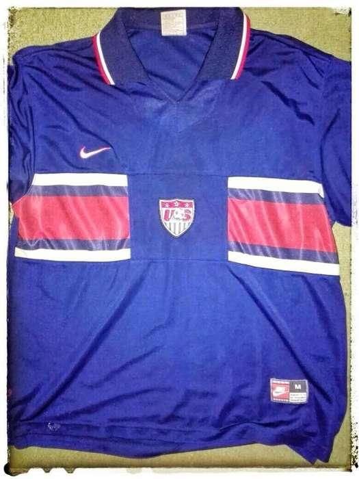 Camiseta Selección De Estados Unidos De 1996.