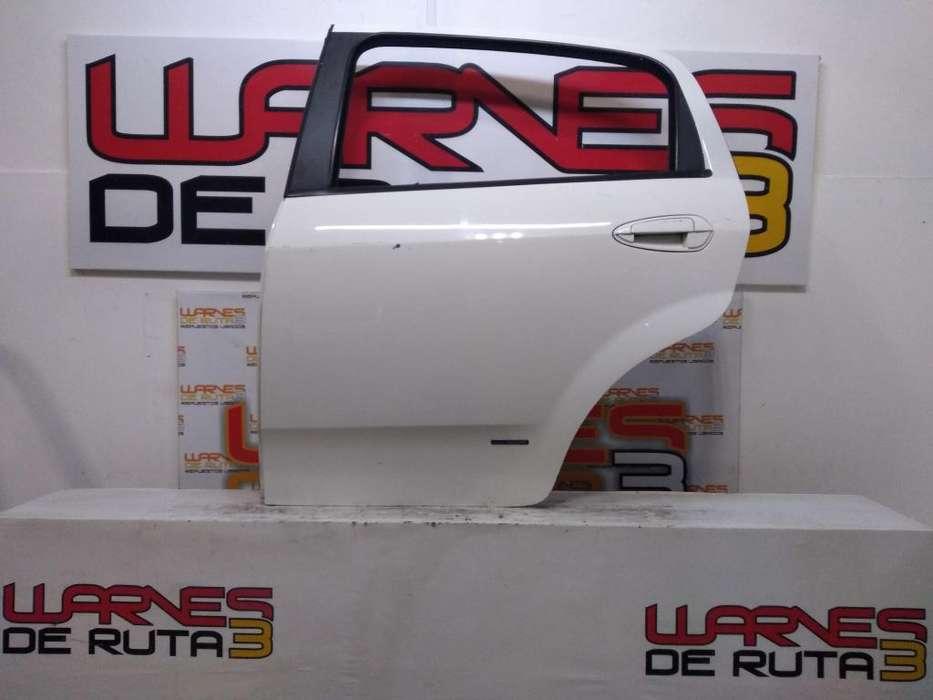 Puerta Trasera Izquierda Fiat Punto 02414842