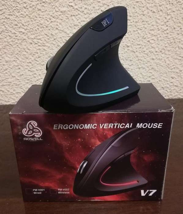 MOUSE VERTICAL