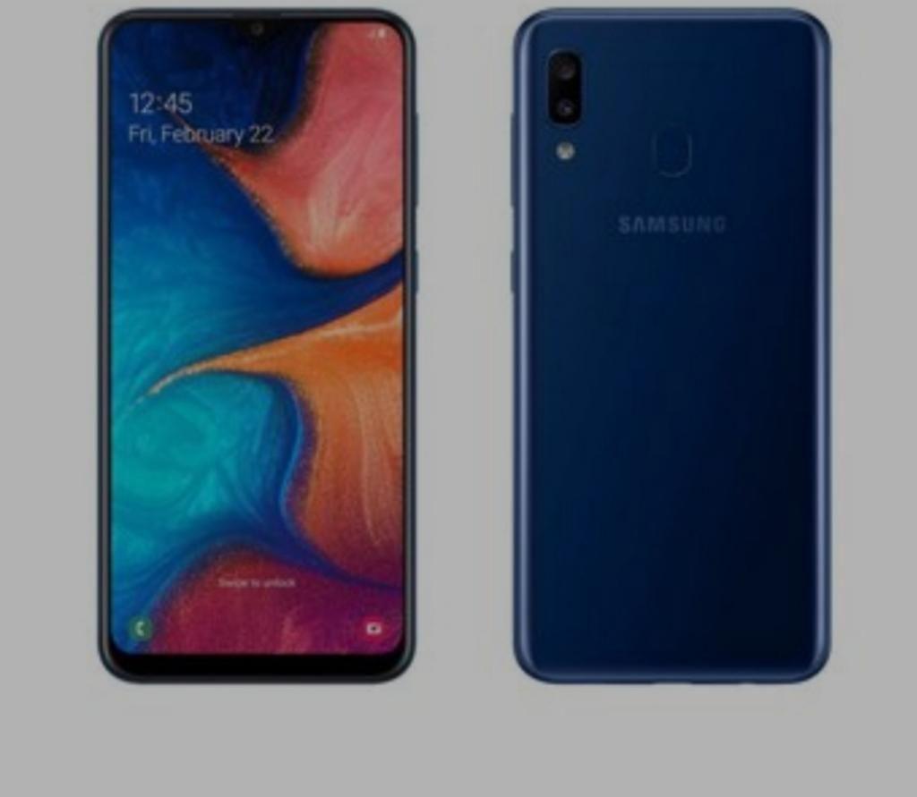 Samsung A20 Barato