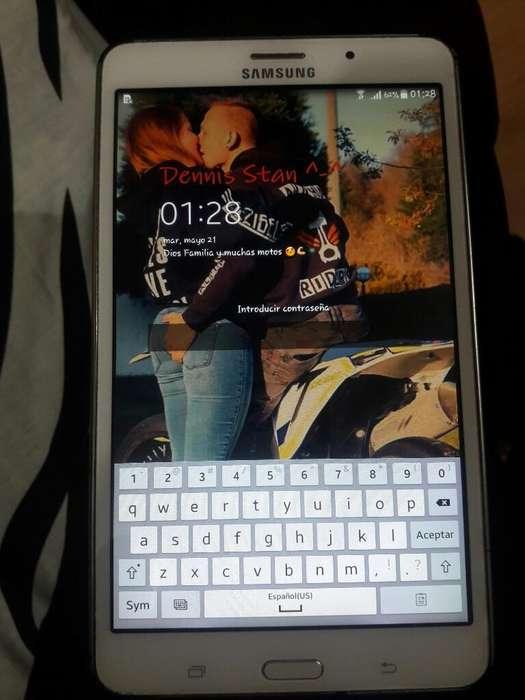 Vendo Samsung Galaxy Tab 4 Estado 8/10