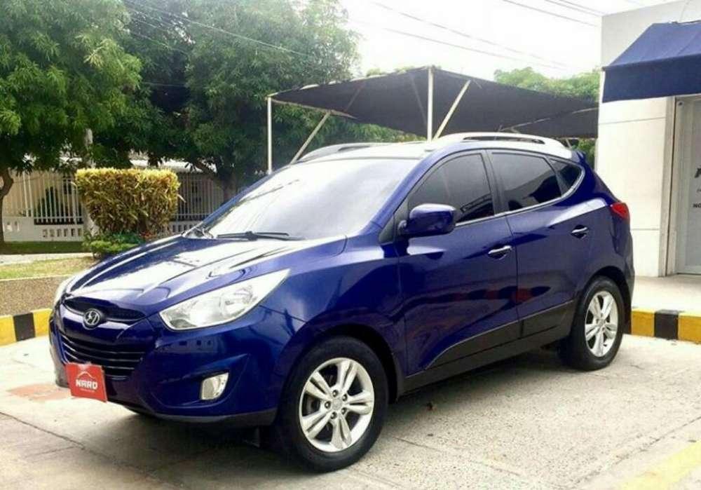 Hyundai Tucson ix-35 2011 - 97664 km