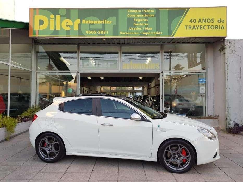 Alfa Romeo Giulietta 2014 - 55000 km