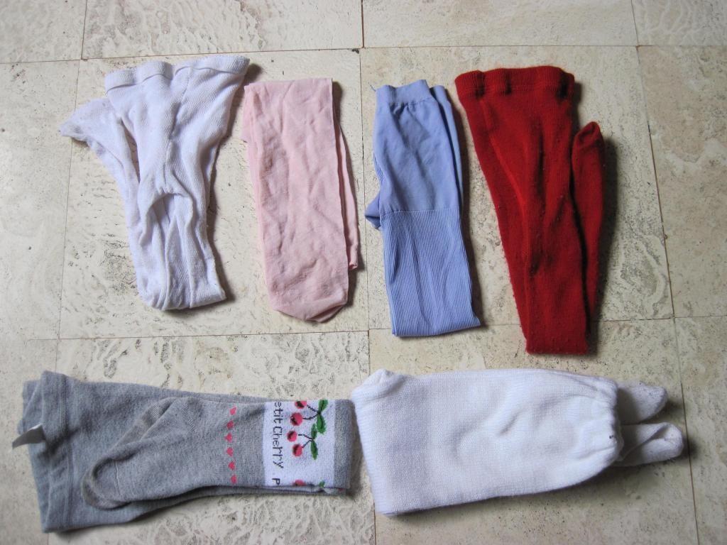 Panties 12 a 24 meses 6 x S/ 10 soles