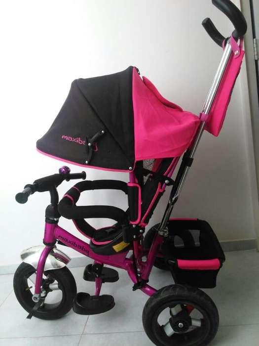 Triciclo Pasiador