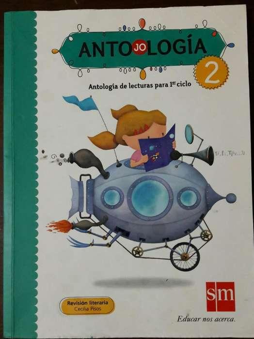 Antojologia 2 Antología de Las Lecturas para 1 ciclo