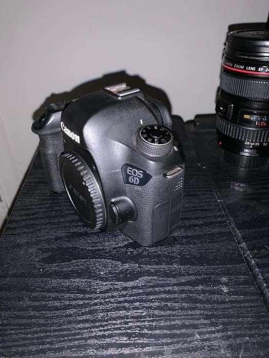 Camara Fotografica Canon D6