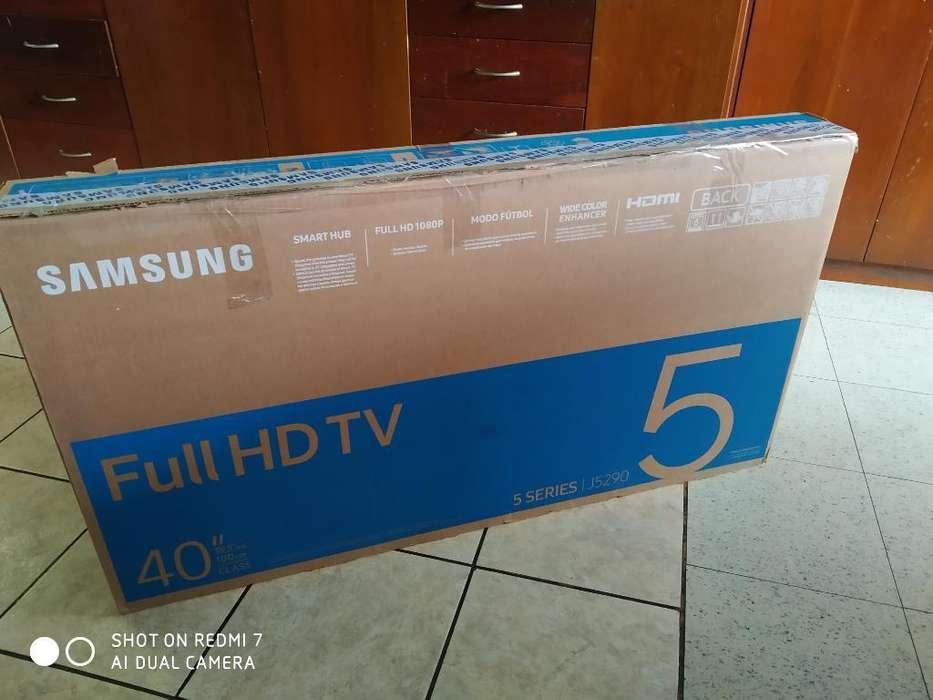 Smart Tv Full Hd 40 Samsung