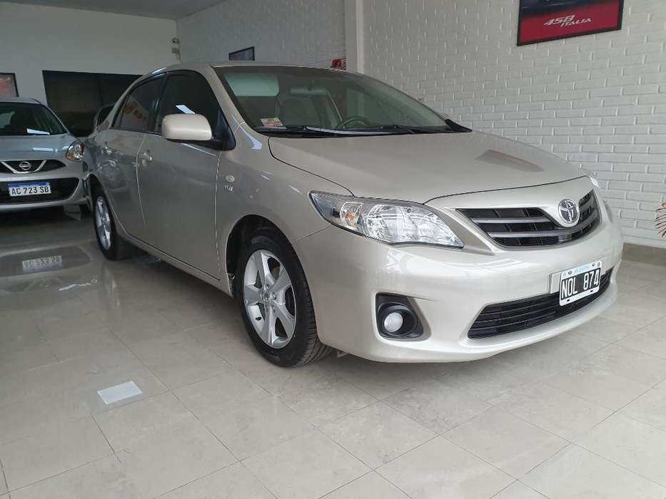 Toyota Corolla 2014 - 80000 km
