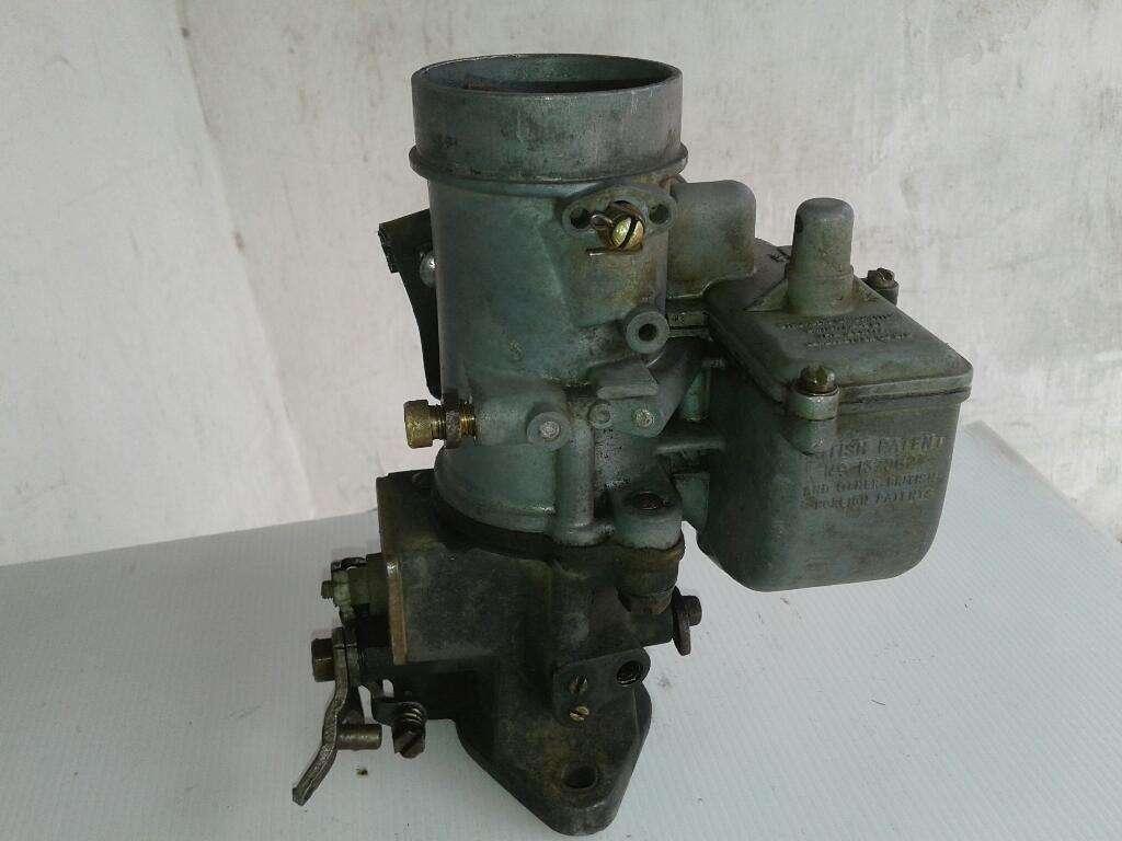 Carburador Stomberg Zenith Inglés Antig