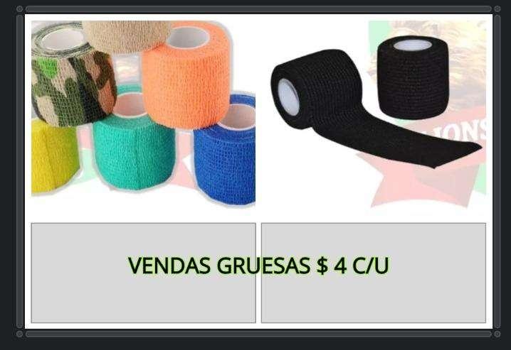 Vendas/pedal/porta Caps/llaveros / Accesorios Para Tatuar