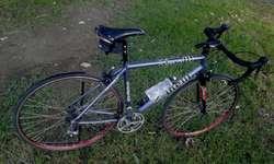 Bicicleta Ruta Cinelli Rodado 28 Aluminio Shimano Claris