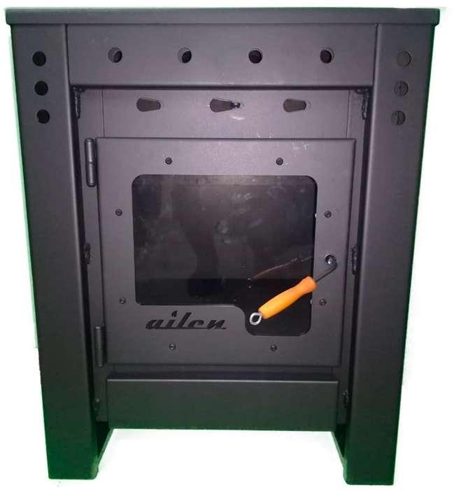 <strong>calefactor</strong> A LEÑA 20000 CALORIAS