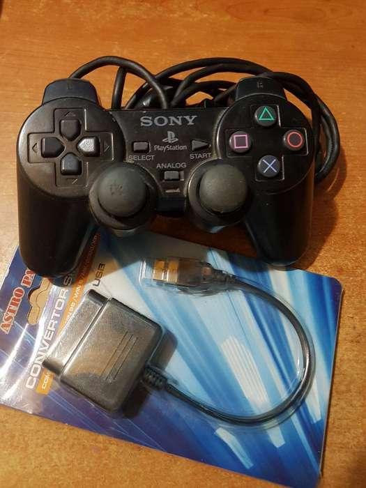 joystick Ps2 Original Pc