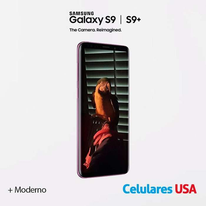 Samsung Galaxy S9 64gb / 6gb Ram Tienda San Borja. Garantía.