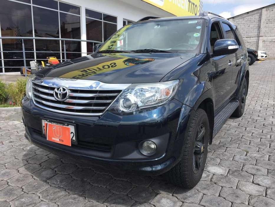 Toyota Fortuner 2014 - 95000 km