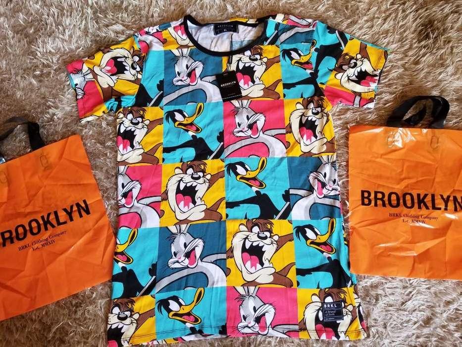 Camisetas Brooklym