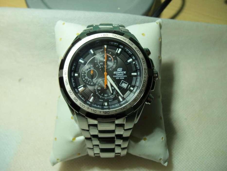 de35d0df3dee Reloj Casio con Taquimetro  strong sumergible  strong  modelo ...