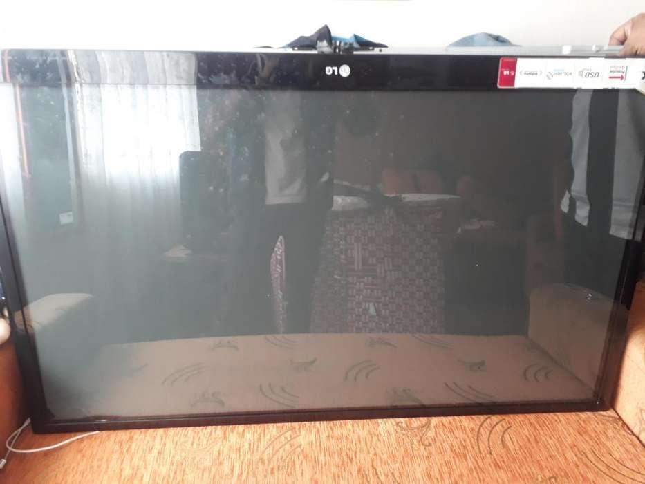 Televisin LG 50