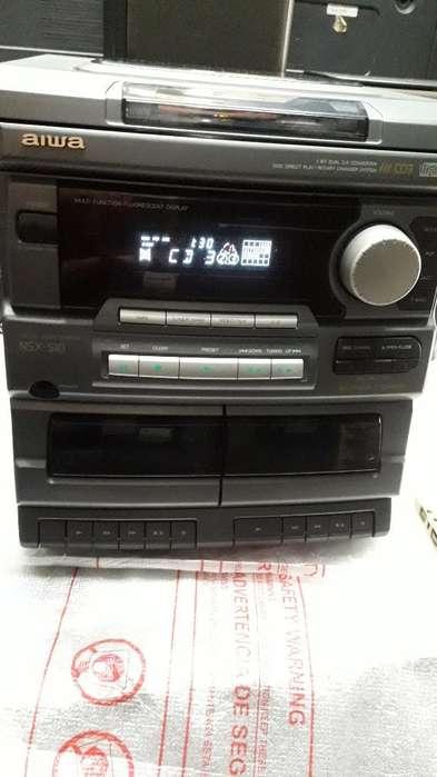 Equipo de Audio Aiwa Nsx510 Excelente
