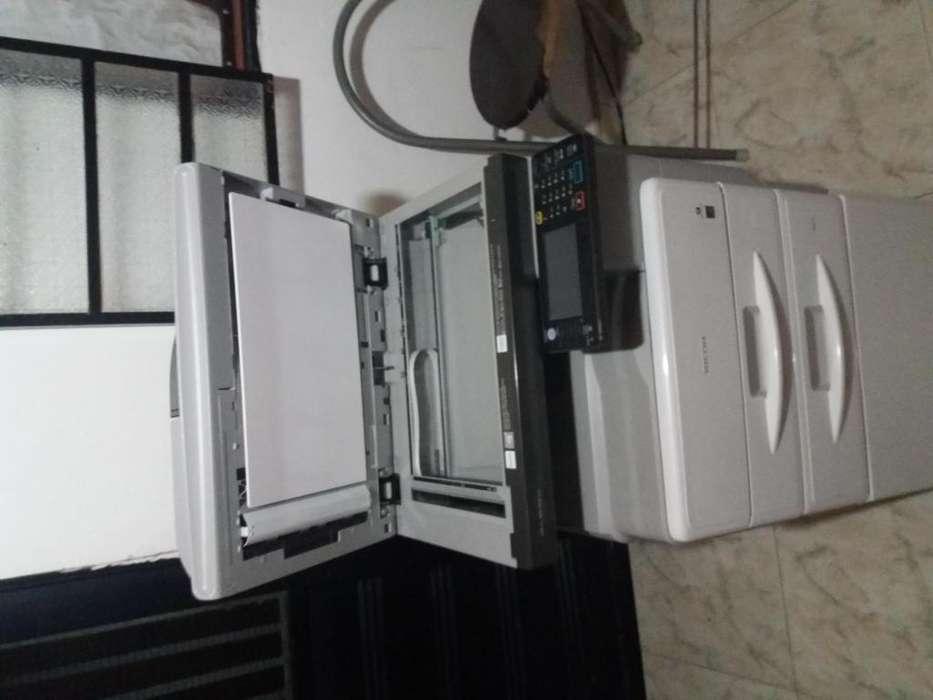 Fotocopiadora e impresora