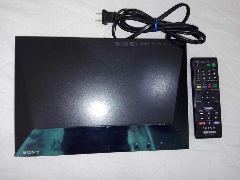 Blu-ray sony BDP-S3100, en buen estado