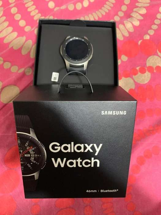 Vendo Samsung Galaxy Watch 46mm