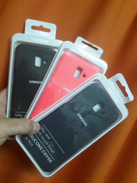 Funda Case Orig Afelpada Samsung J6 Plus