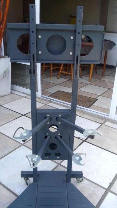 RACK NAKAM PARA TV/LED/DVD/PLAYSTATION-IMPECABLE ESTADO-POCO USO