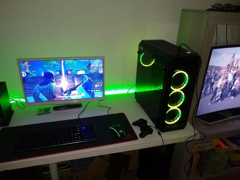 Vendo Pc Gamer Ryzen Gtx1060 Sentey Rgb