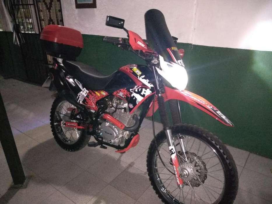 Corven Triax 150 R3 2018