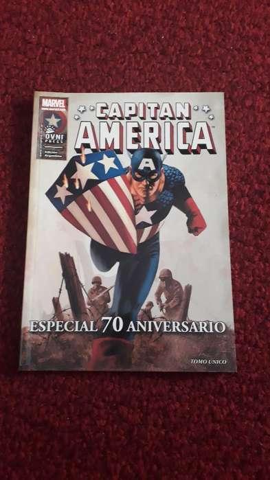 Capitan America Especial 70 Aniversario