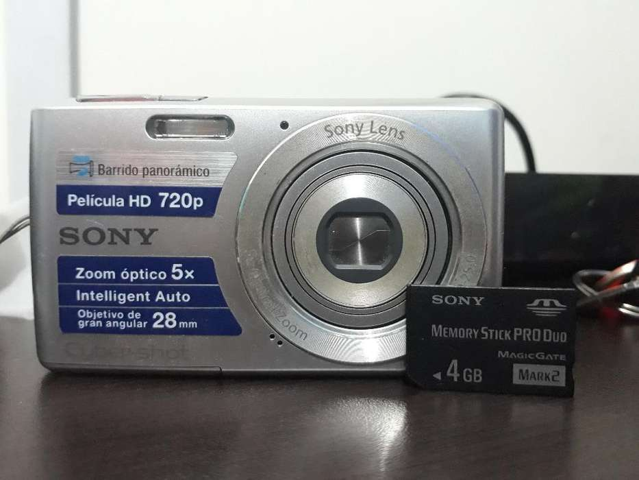 Camara <strong>sony</strong> Cybershot
