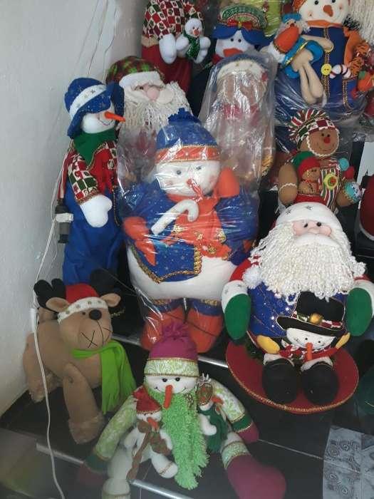 Muñecos Navideños Hermosos Baratos