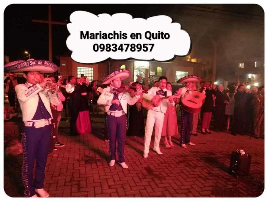 Mariachi para Toda Celebración en Quito