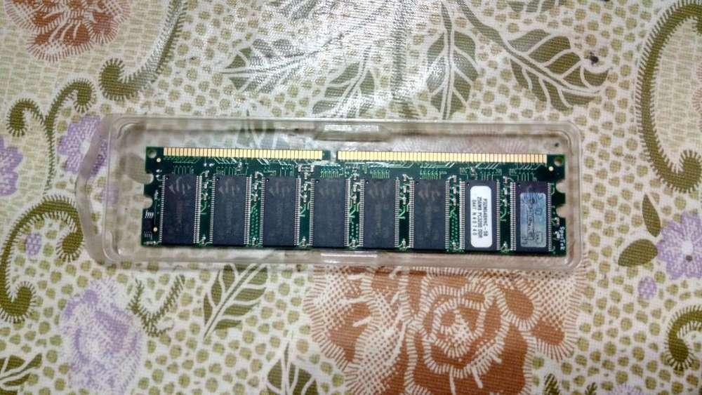 Memoria Ddr 1 de 256 Mb