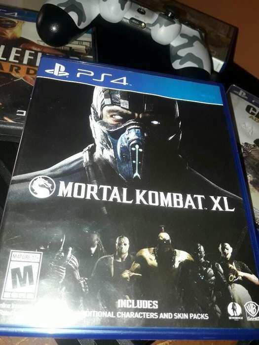 Mortal Kombalt Xl