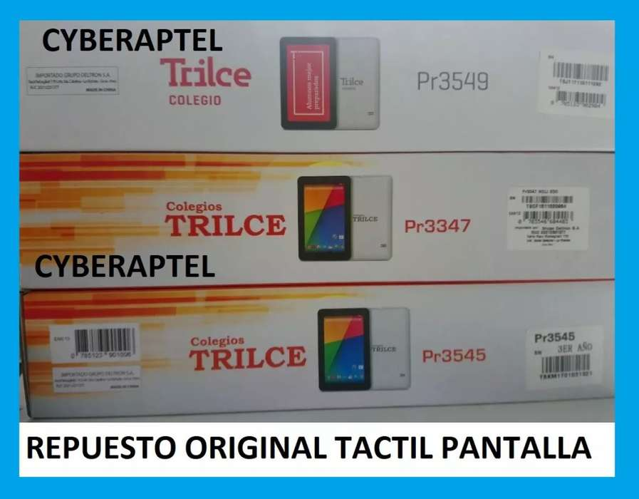 tablet trilce 2019