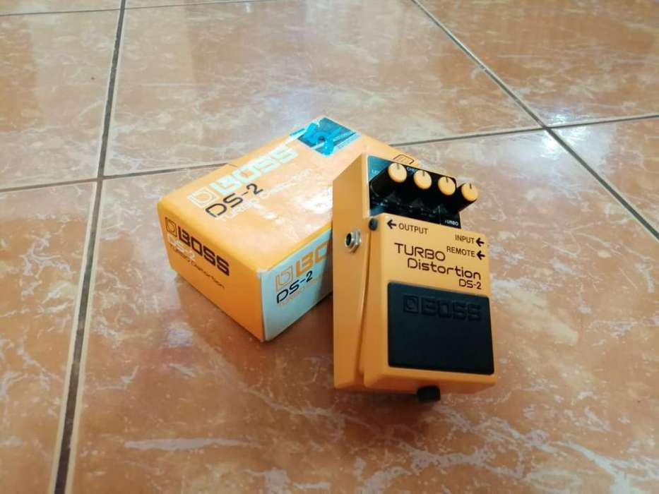 Pedal Turbo Distortion