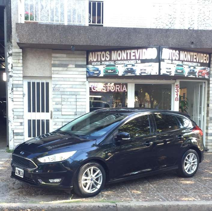 Ford Focus 2016 - 34000 km